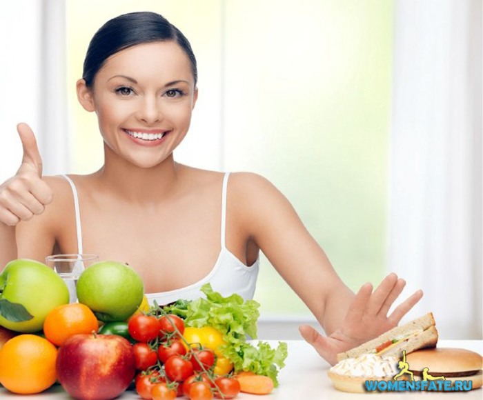 Худеют ли на правильном питании