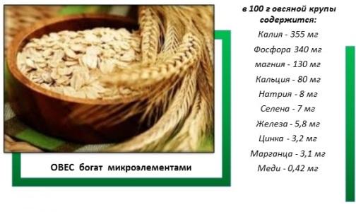 avižinių drebučių nuo hipertenzijos)